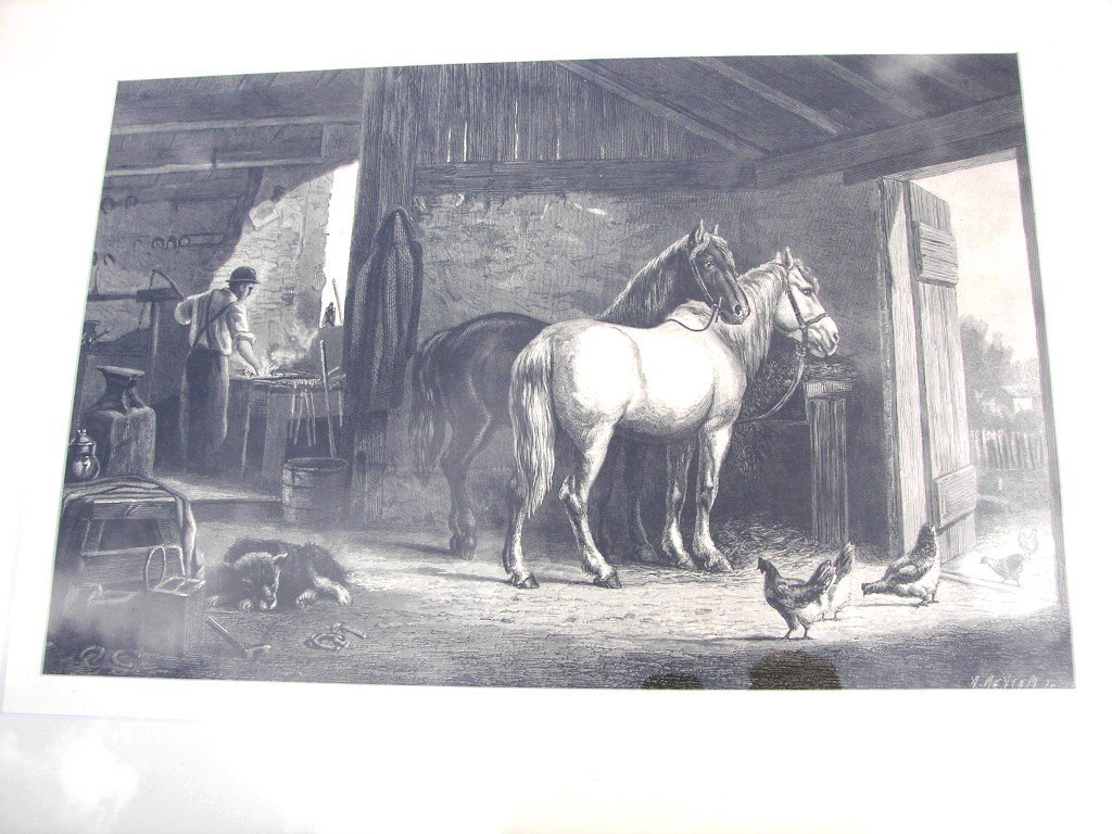 13: JH Dolph, Steel Engraving