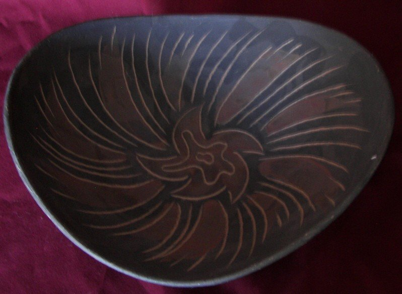 2A: Tabor Utley Pottery Bowl