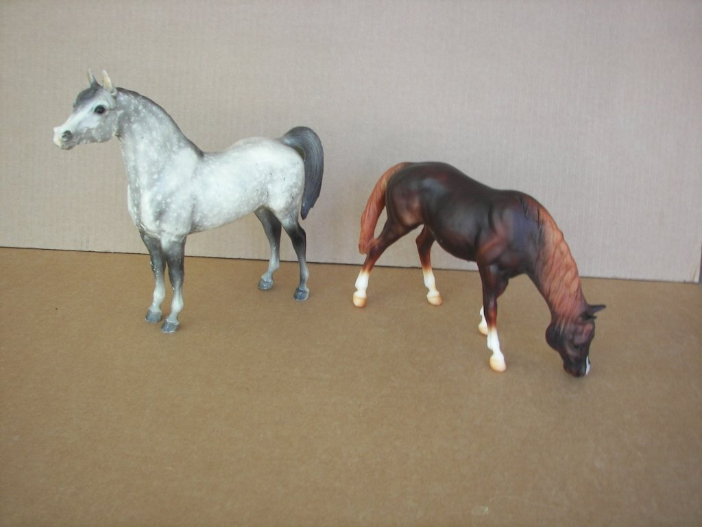 1: Breyer Toy Horses