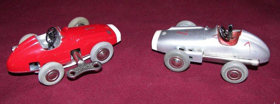 2: Schuco Micro Racers #1043