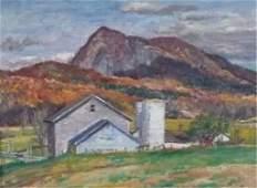 341: Herbert W Meyer, Oil