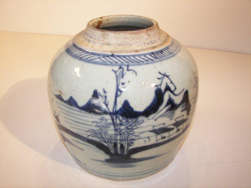 9: 19th Century, Chinese Ginger Jar