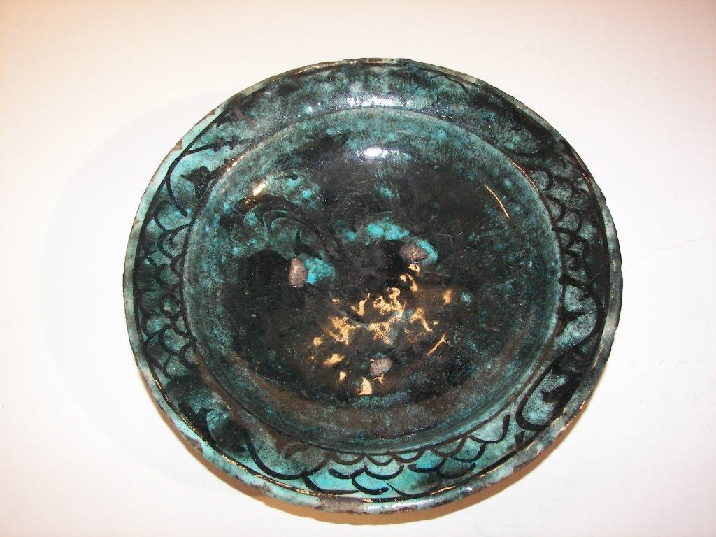 11: Isfahah, 19th Century Iranian Bowl,