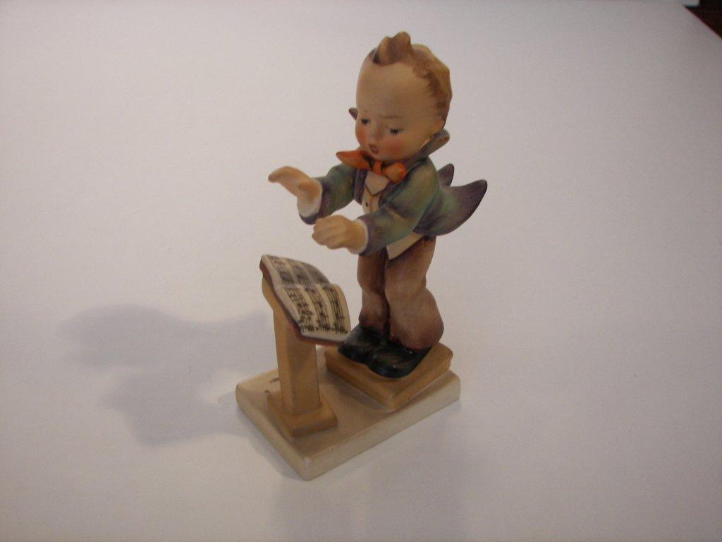 """20: Goebel Hummel Figurine """" Band Leader """""""
