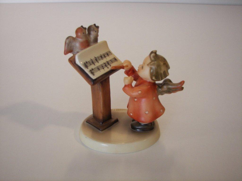 """22: Goebel Hummel Figurine """" Bird Duet """""""
