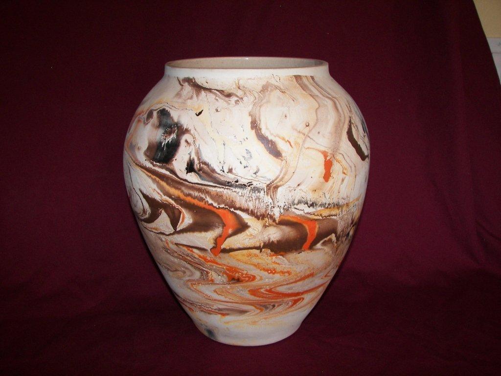 Namadji, Pottery