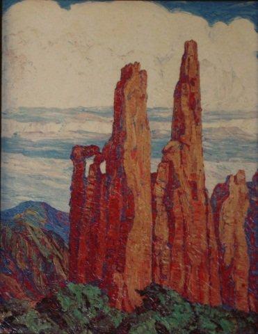 Birger Sandzen, Giclee,