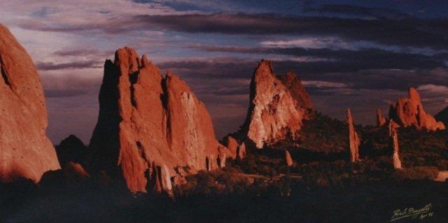 Rich Buzzelli (Colorado), Photograph,
