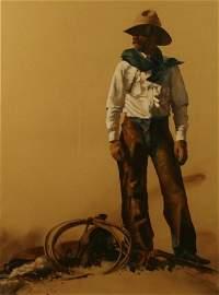 William Matthews, Watercolor,