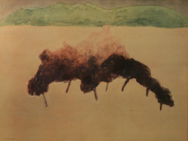 Milton Avery, Watercolor,