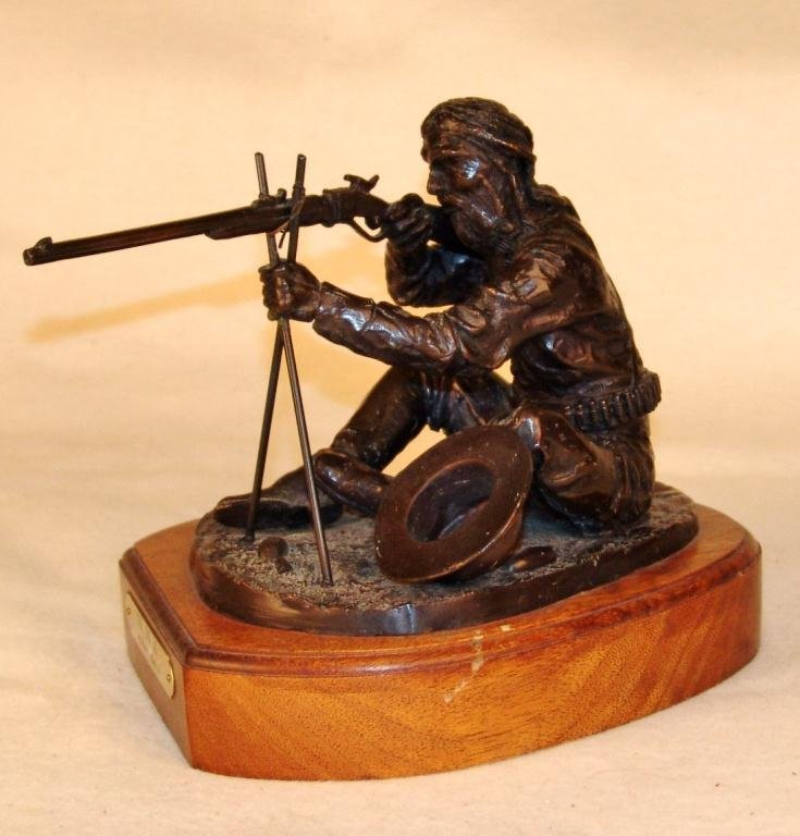 Fred Fellows, Bronze,