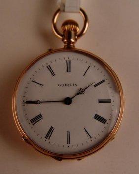 Vintage Ladies Pocket Watch,