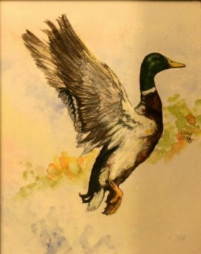 John Jones, Watercolor
