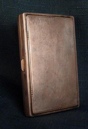 Georg Jensen Cigirette Box,