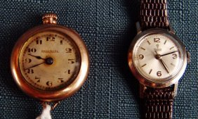 Set Of 2 Ladies Watches,