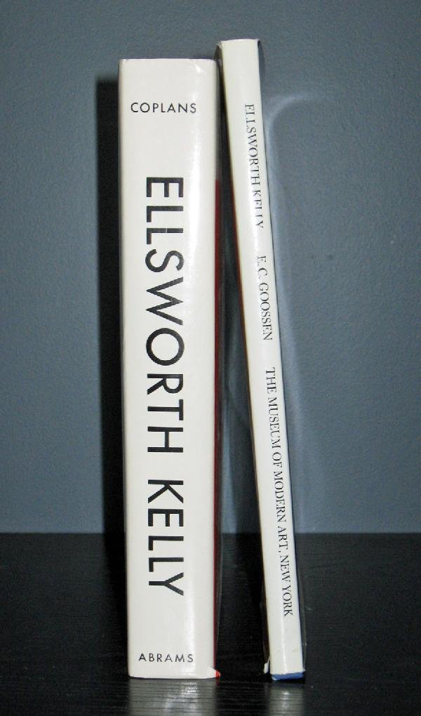 4: KELLY, Ellsworth.