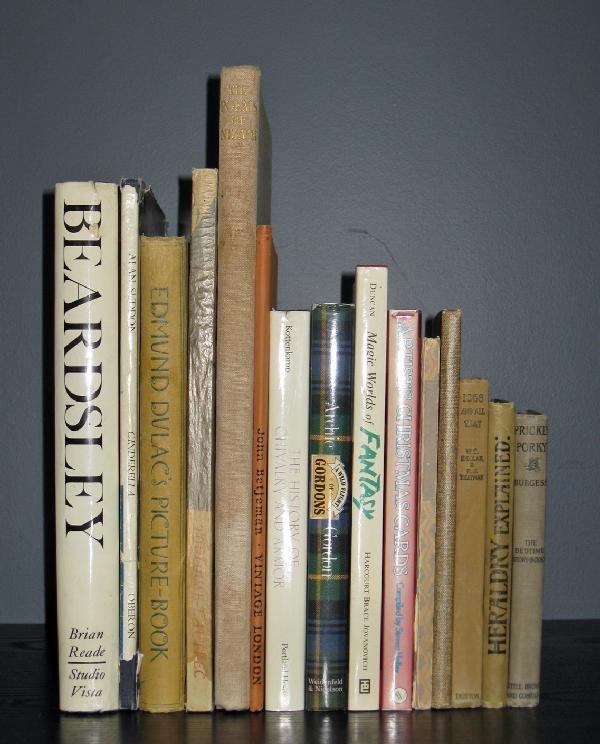 21: ART/ILLUSTRATORS/ILLUSTRATED BOOKS.
