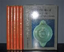 318: DECORATIVE ARTS/CHINA. NAT'L PALACE MUSEUM.