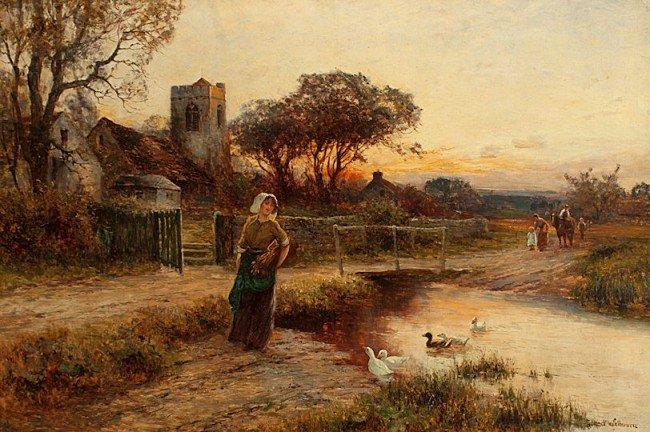 5: Ernest Charles Walbourn