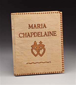 MARIA CHAPDELAINE, LOUIS HEMPON