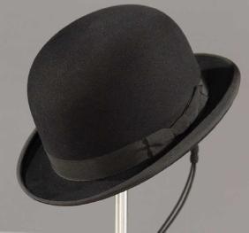 BROOKS BROS. LADY'S EQUESTRIAN HAT, 1920-1930s