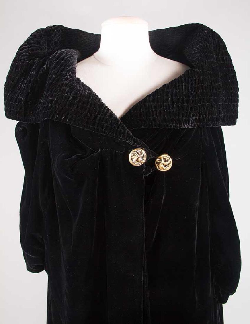 OMBRE BEADED FRINGE DRESS, 1920s - 10