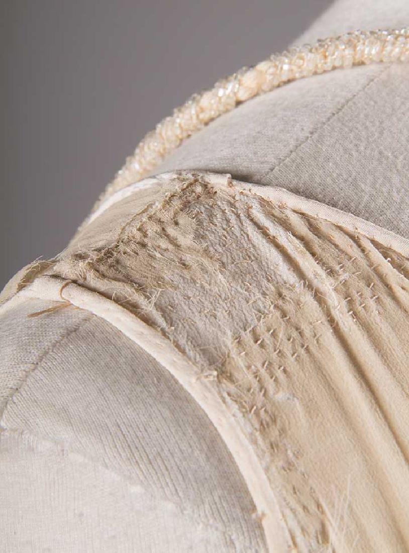 OMBRE BEADED FRINGE DRESS, 1920s - 7