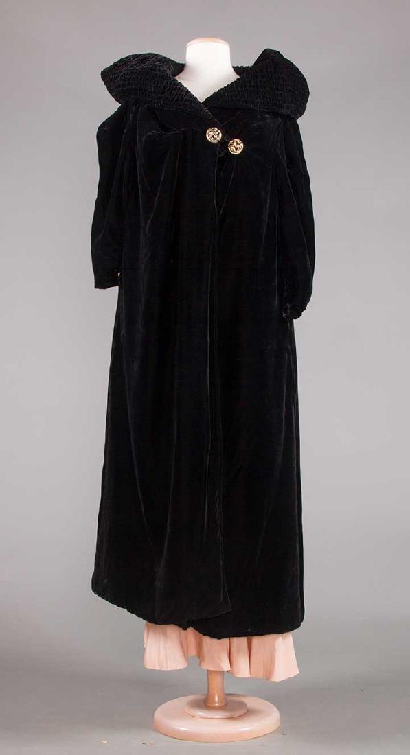 OMBRE BEADED FRINGE DRESS, 1920s - 8
