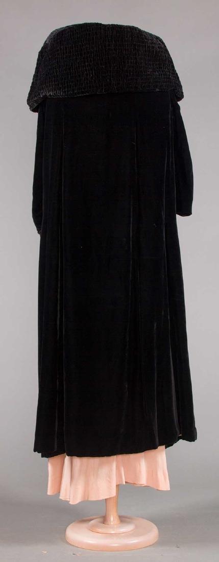 OMBRE BEADED FRINGE DRESS, 1920s - 9