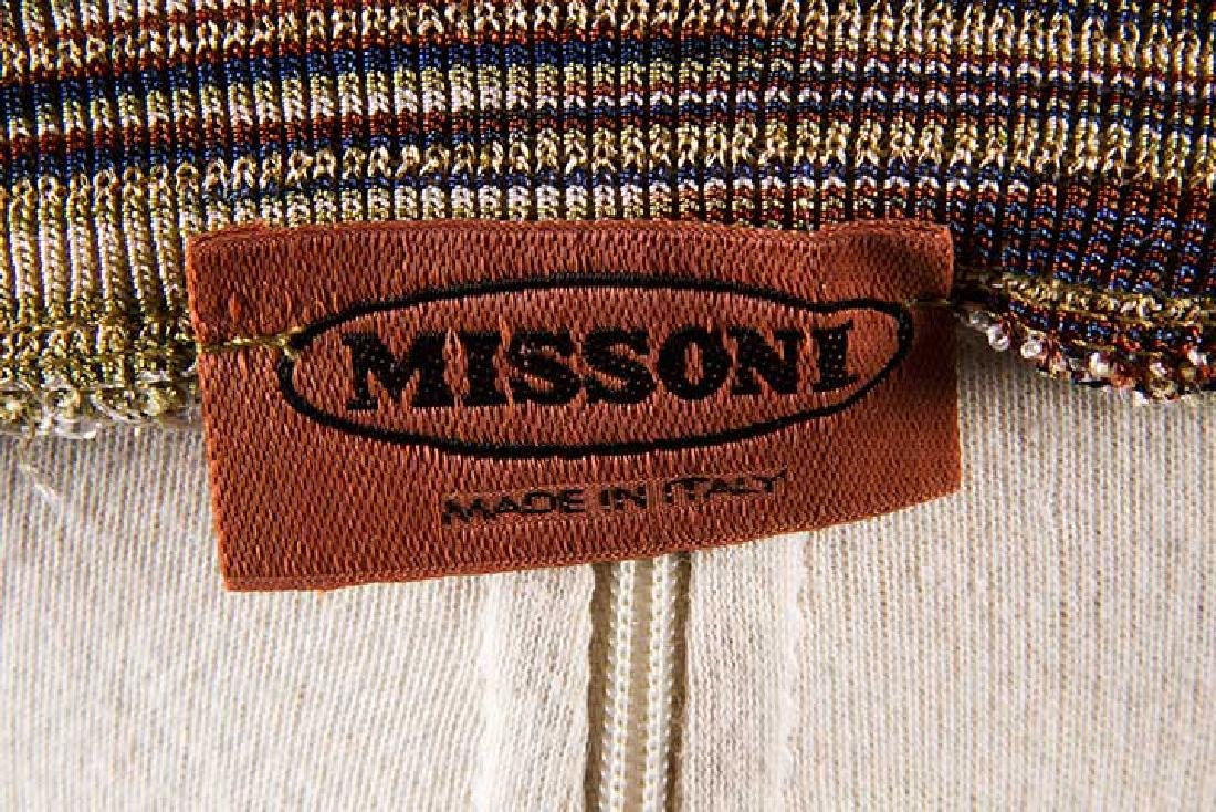 TWO MISSONI EVENING OUTFITS, 1970s - 7