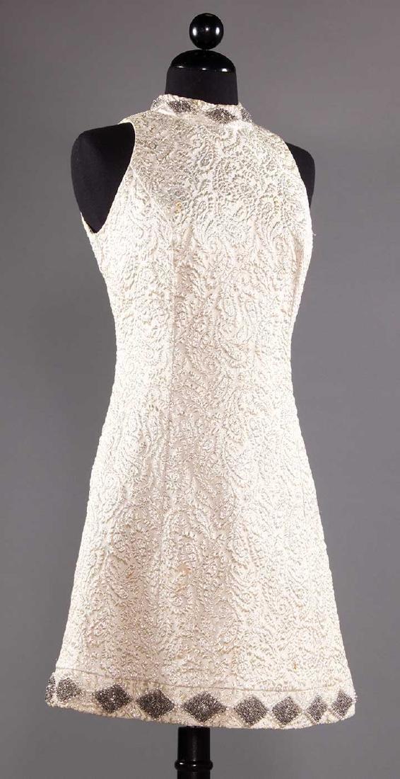 THREE PARTY DRESSES, 1960s - 4