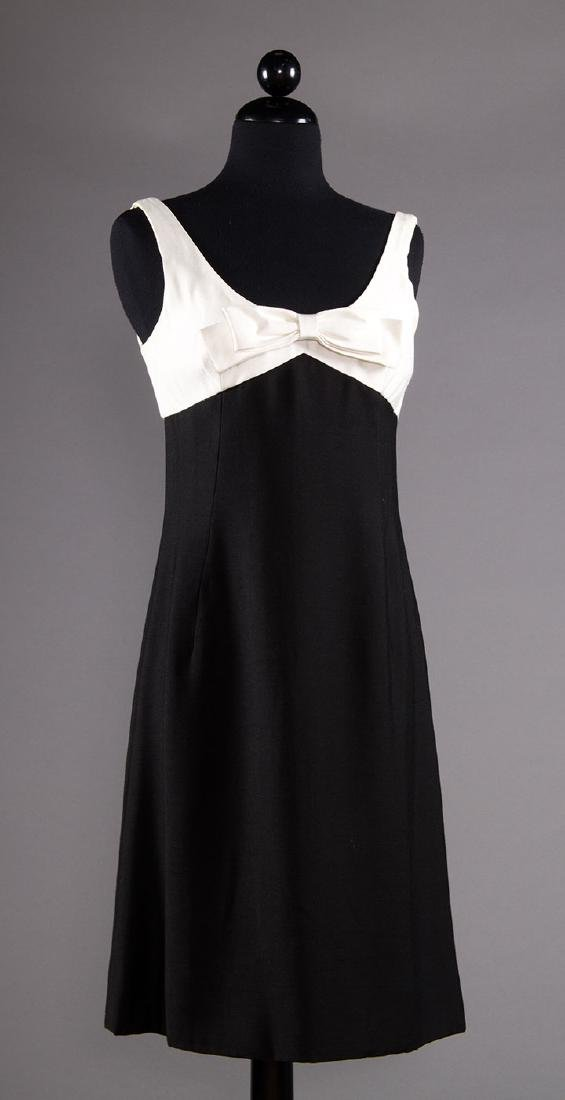THREE PARTY DRESSES, 1960s - 6