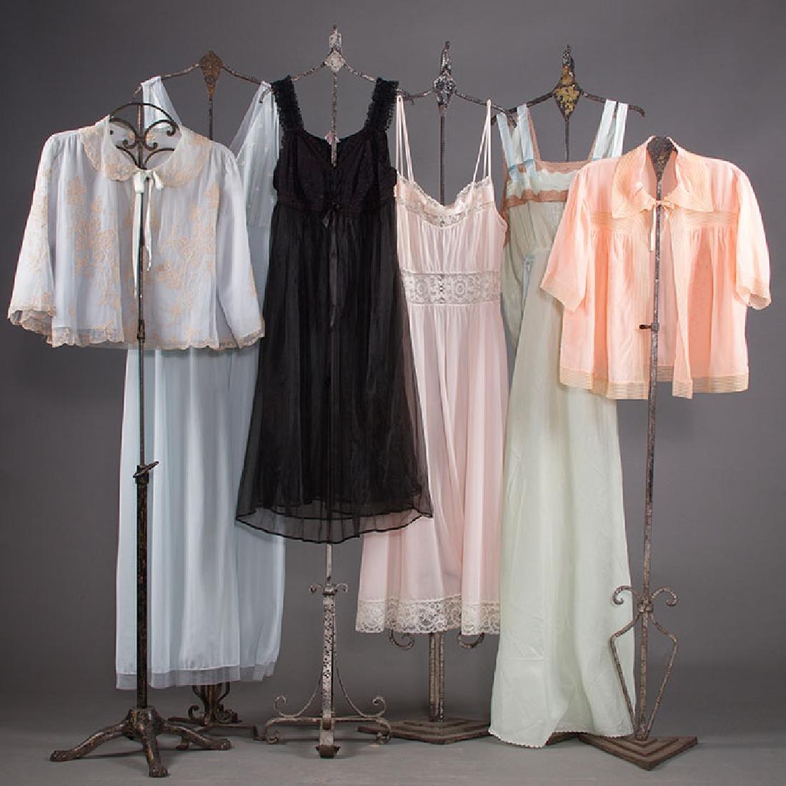 FIVE PIECES LINGERIE, 1950-1970
