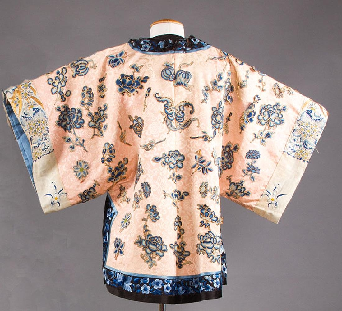 BLUE EMBROIDERED PINK JACKET, CHINA - 3