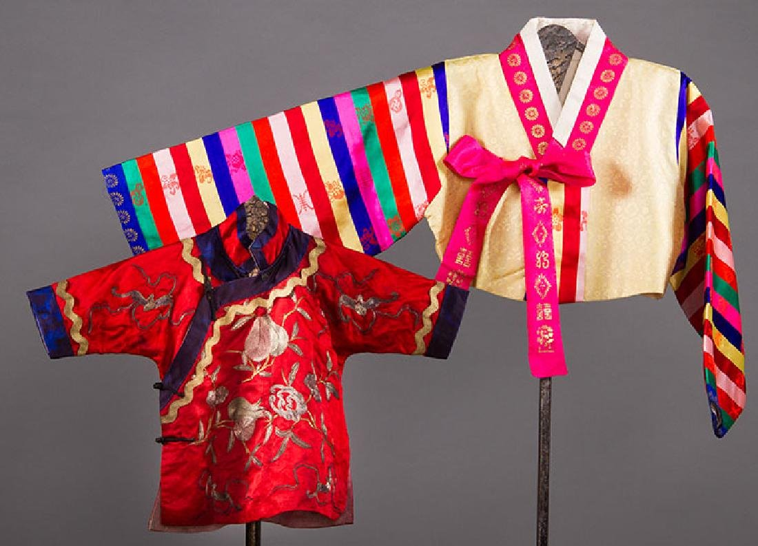 5 CHILDRENS' JACKETS & COATS, ASIA - 2