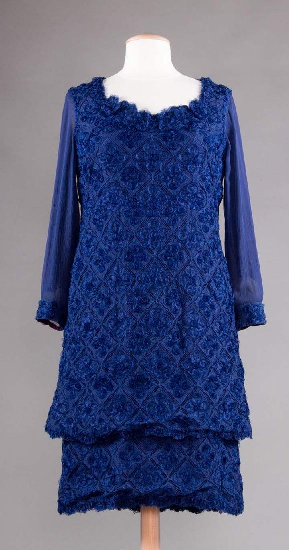 FIVE WOMENS' DRESSES, 1960s - 7