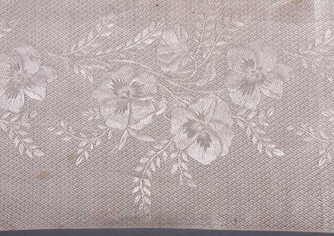 PATTERNED WIDE RIBBONS, 1880-1918 - 7