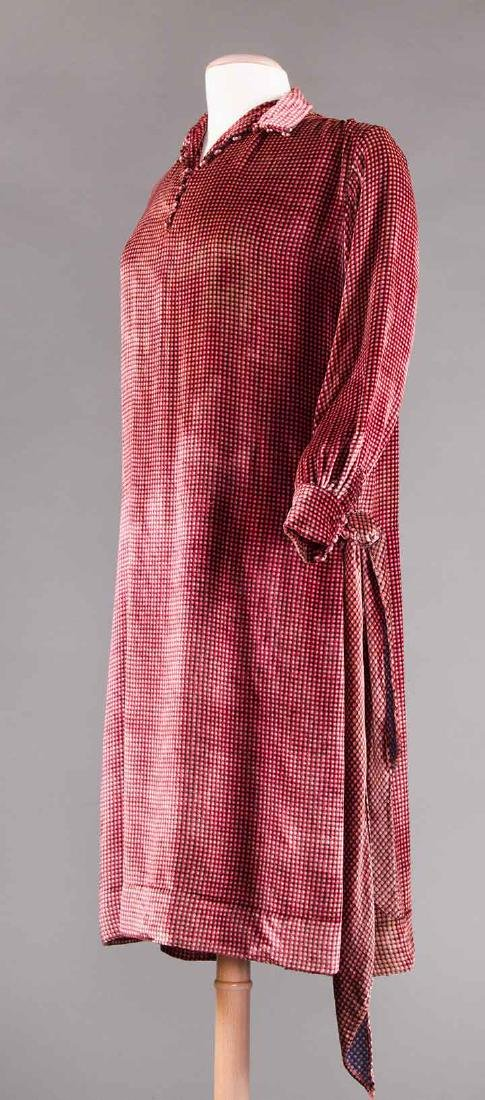 1 AFTERNOON & 1 DINNER DRESS, 1920s - 8
