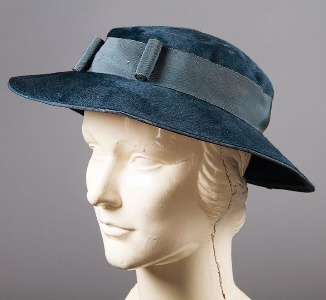 4 DAY HATS, 1940s - 5