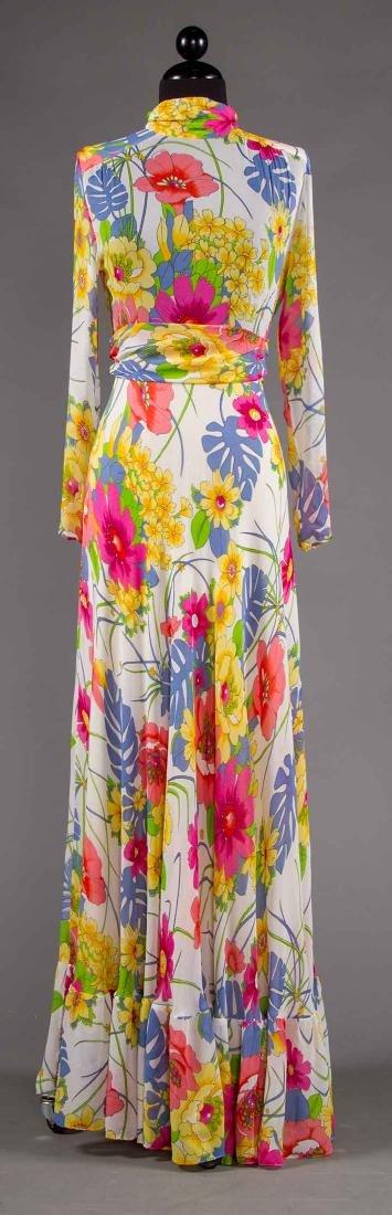 JANICE WAINRIGHT MAXI-DRESS, ENGLAND, 1970s - 4