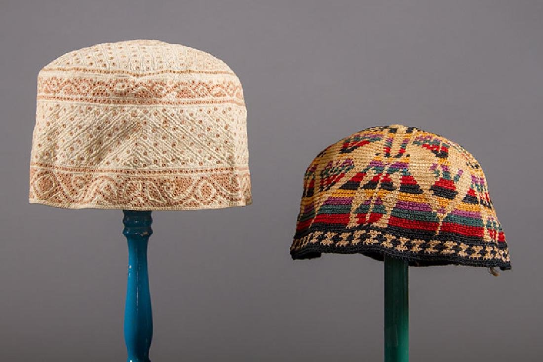 6 MEN'S SMALL CAPS, MIDDLE EAST & INDIA - 2
