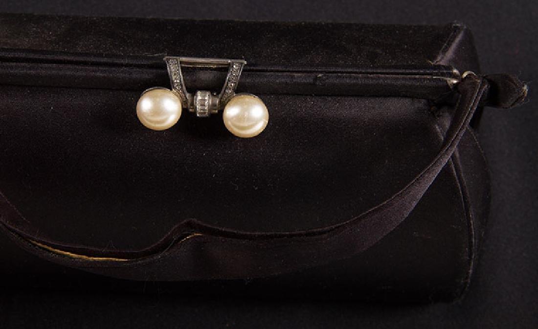 4 DESIGNOR HAND BAGS, 1965-1980s - 6