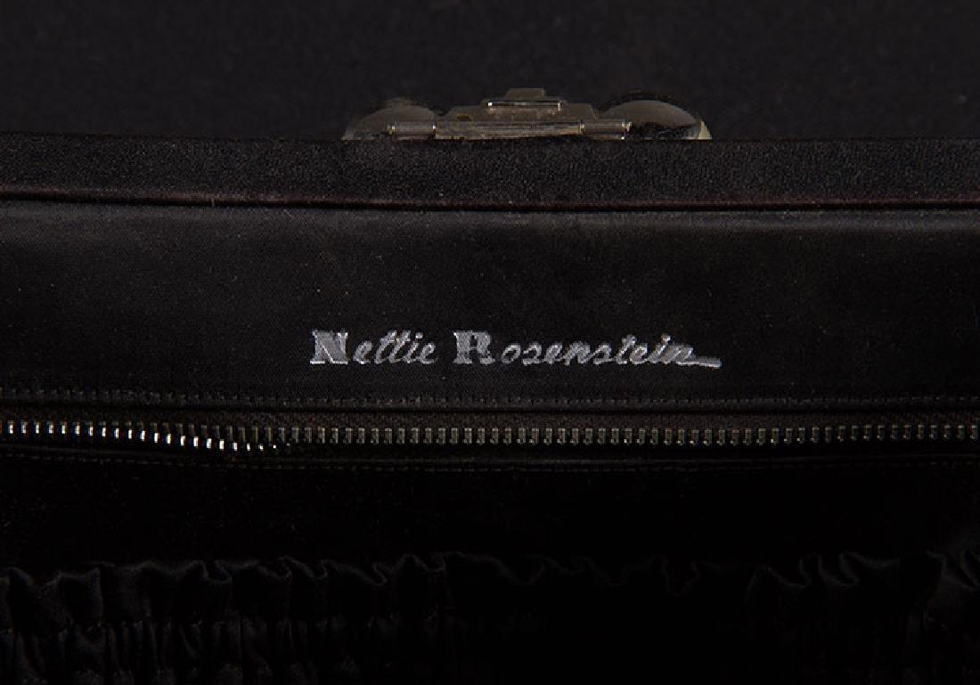 4 DESIGNOR HAND BAGS, 1965-1980s - 7