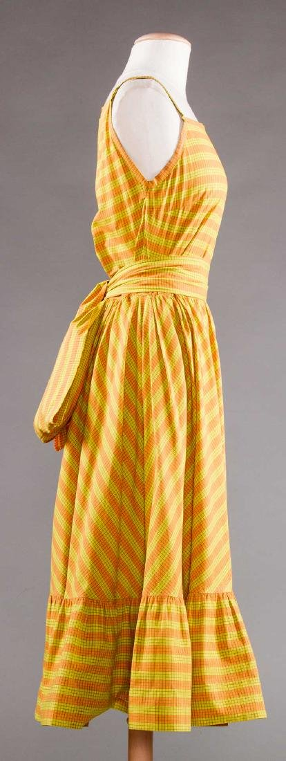 CLAIRE McCARDELL SUN DRESS, 1950s - 3
