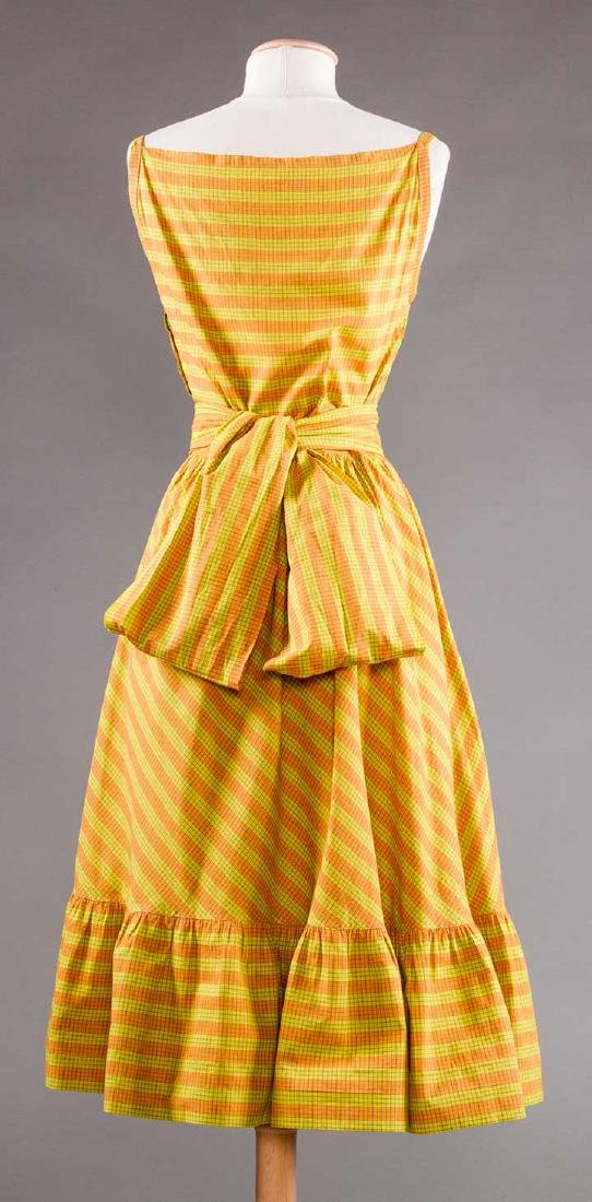 CLAIRE McCARDELL SUN DRESS, 1950s - 4
