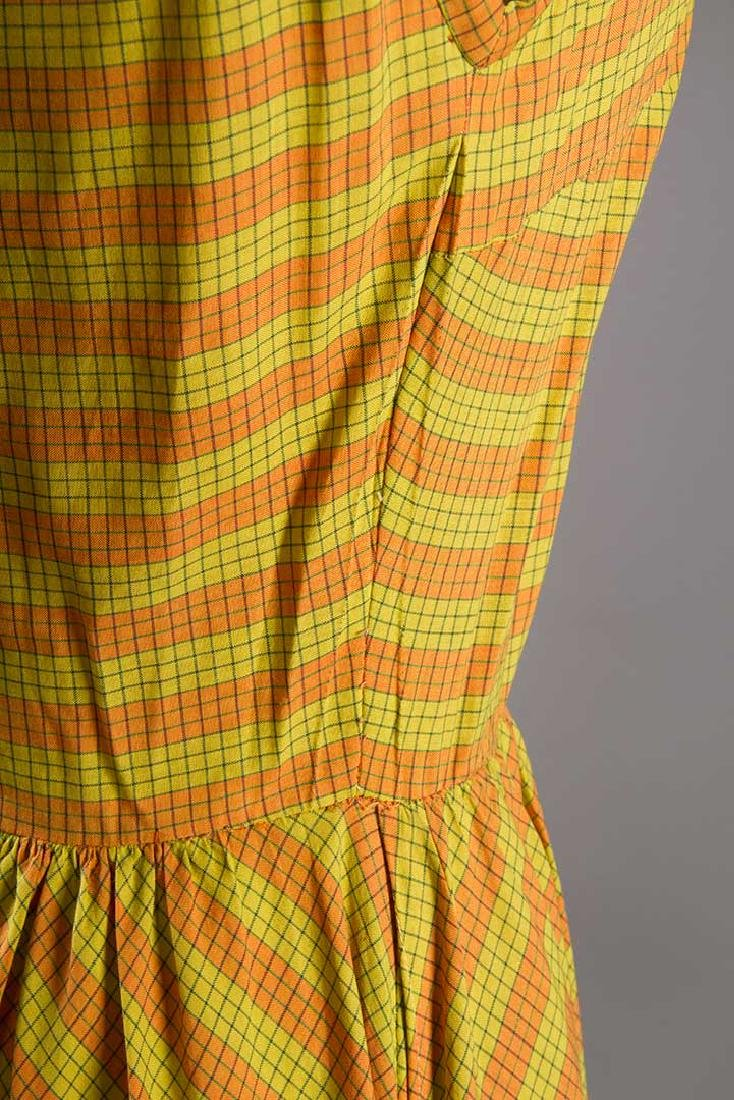 CLAIRE McCARDELL SUN DRESS, 1950s - 5