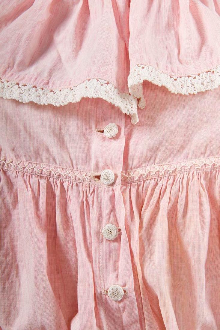 1 BOY'S & 2 GIRL'S DRESSES, 1880-1900 - 5