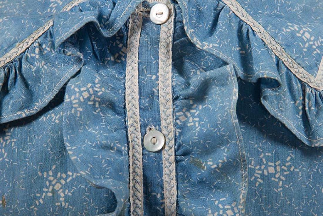 1 BOY'S & 2 GIRL'S DRESSES, 1880-1900 - 7