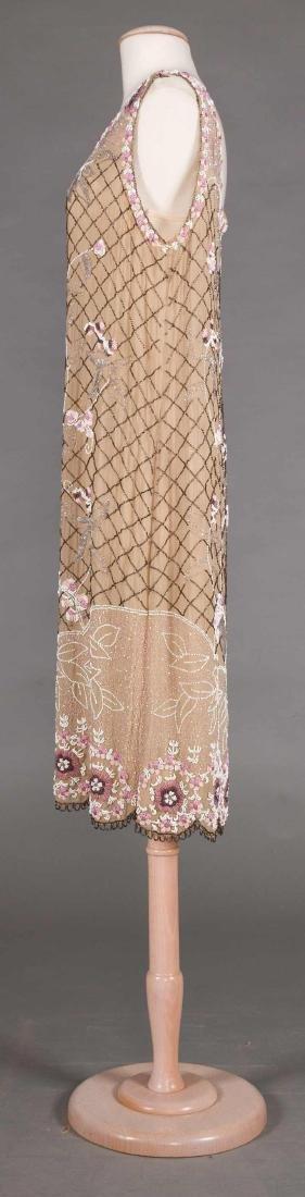 BEADED FLAPPER DRESS, 1920s - 3