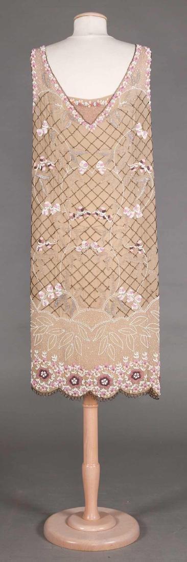 BEADED FLAPPER DRESS, 1920s - 4